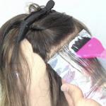 Hair Foil Oak Street